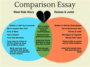 How To Write A Comparison And Contrast Essay by Comparsion Essays