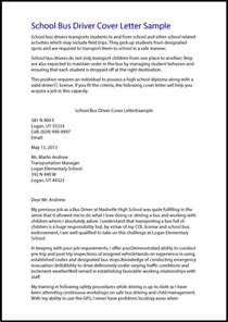 School Driver Cover Letter by School Driver Cover Letter Homework Academic Writing Service