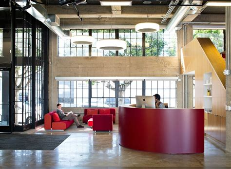 Pch Warehouse - pch in san francisco innovative modern and even fun office design