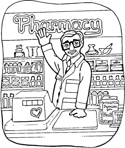 coloring pages drug free colorear dibujos de farmacias