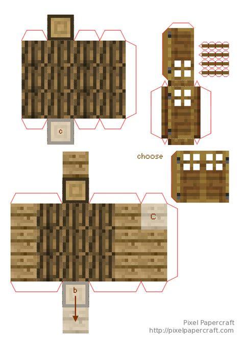 Papercraft Furniture - papercraft advanced mini house with furniture