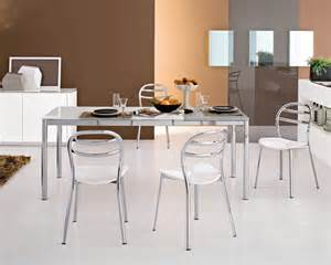 Metal Dining Room Chair Sillas De Metal De Cocina Im 225 Genes Y Fotos