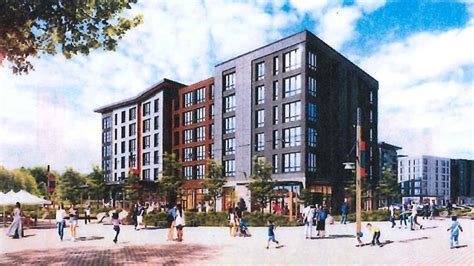 everett approves mixed  development plan  riverfront