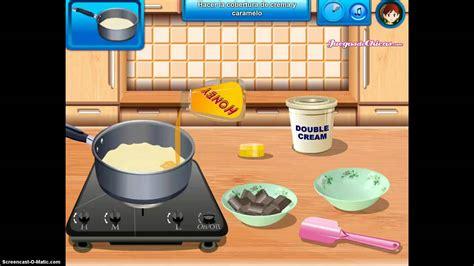 cocinar con sara cocina con sara pastel de chocolate hd youtube