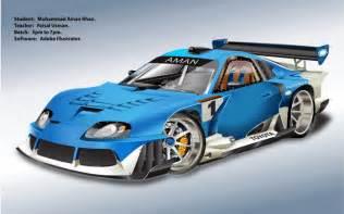 racing truck free car racing car toyota supra vector free download
