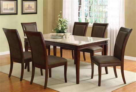 Granite Top Dining Table Designs Granite Top Dining Table And How To Choose The Base Traba Homes