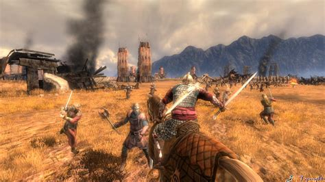 the conquest of the the lord of the rings conquest pesgaming forums