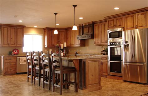 Images Of Kitchen Furniture Cherry Kitchen Cabinets Buying Guide
