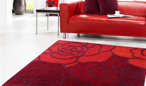 tappeti puzzle ikea tappeto moderno rosso