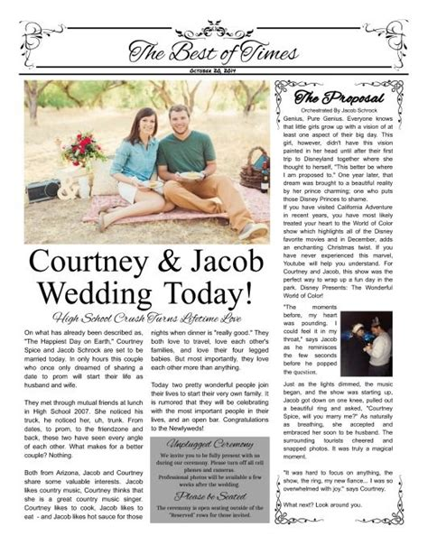 images  wedding engagement newspaper
