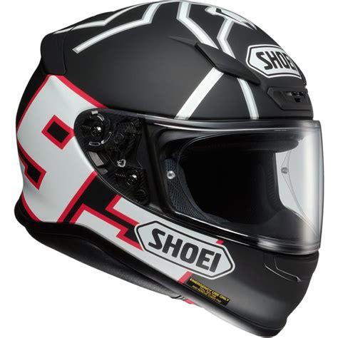 shoei helmets shoei nxr marc marquez black ant replica moto gp motorcyle
