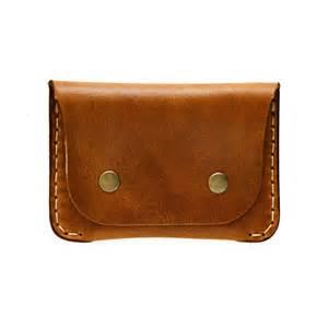 Handmade Wallets Etsy - items similar to handmade leather wallet slim flap wallet