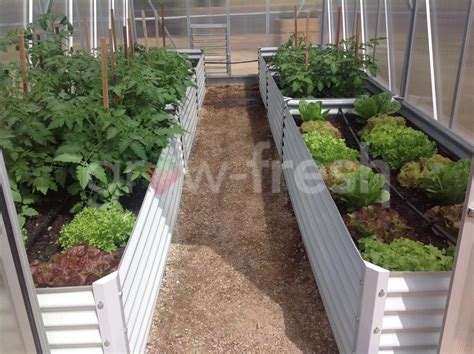 Greenhouse Planter Boxes by Greenhouse Colorbond Diy Raised Planter Box Garden Bed Rrp