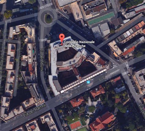 metro italia sede come raggiungere la sede centrale consiglio nazionale
