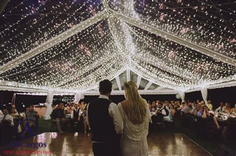 Wedding Lighting Rental by Allcargos Tent Event Rentals Inc Tent