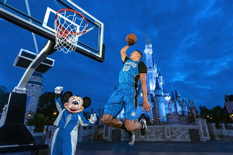 Orlando Magic Mba by Disney Believes In Magic Orlando Magic