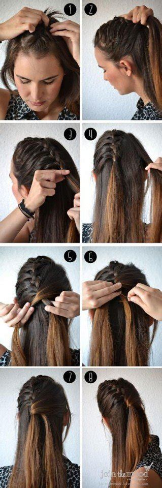 hair tutorial 14 simple hairstyle tutorials for summer pretty designs