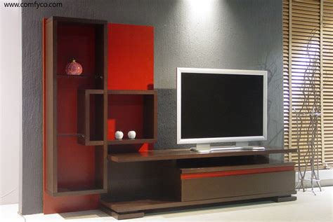 Hv2248 modern tvstand wall unit by herval usa wallunits home