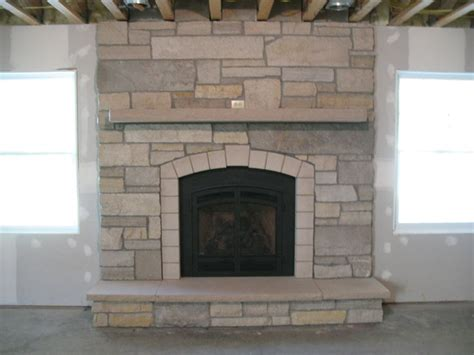 cost to install veneer on fireplace 78 best images about basement fireplace on