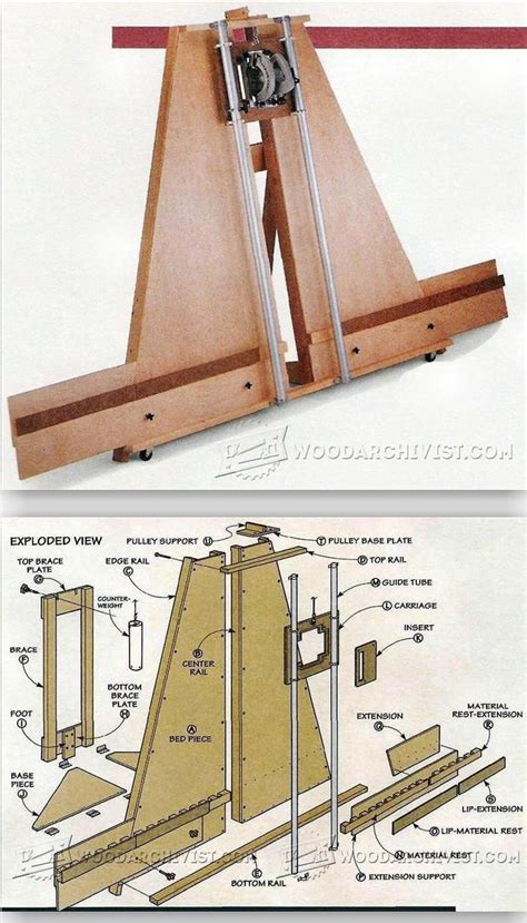 panel saw woodworking plan 746 best diy wood designs images on woodwork