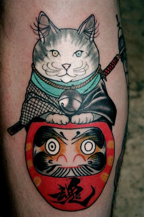 30 beautiful cat tattoos ideas for men and women