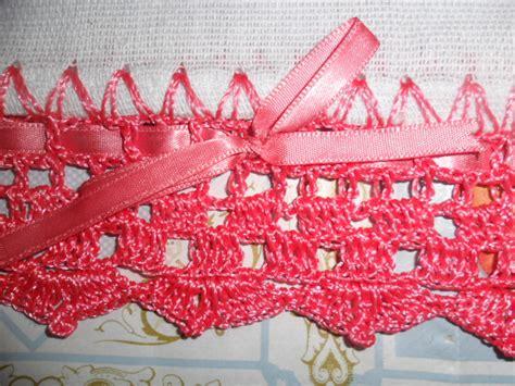 bicos de croch elo7 pano de prato com bico de croch 234 amy ateli 234 elo7