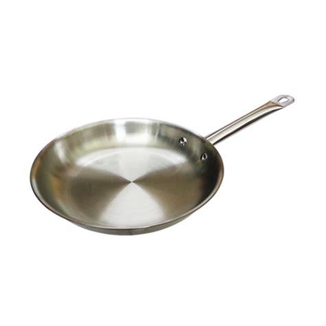 Promo Cetakan Lontong Stainless 20cm jual penggorengan stainless steel fincook horeca fp2005ss 20cm murah harga spesifikasi