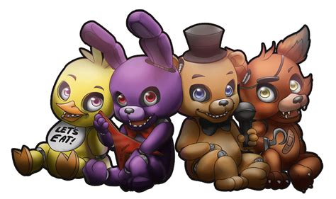 imagenes kawaii de five nights at freddy s five nights at freddy s by pikadiana on deviantart