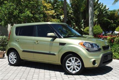 kia 4 cylinder cars buy used 2013 kia soul wagon 2 0l 4 cylinder 6 speed