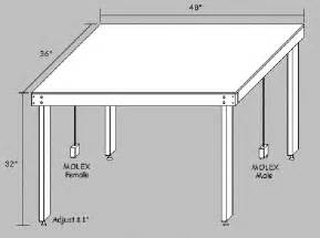 Kitchen Table Sizes Standard Dining Room Table Size Marceladick
