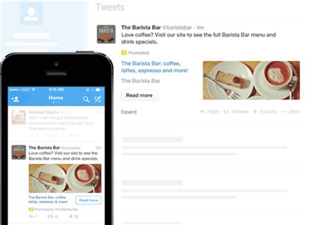 design home twitter twitter gives advertisers another option website cards