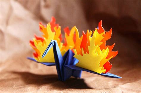 beautiful origami beautiful origami crane by cristian snaps
