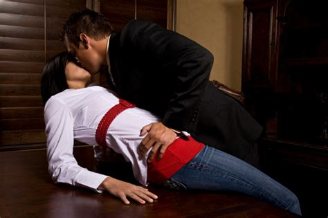 making out in bed do you have a work spouse nottiehottie