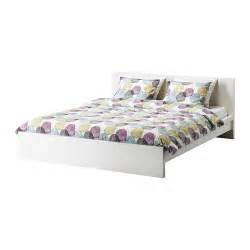 Ikea White Bed Bedroom Furniture Beds Mattresses Amp Inspiration Ikea