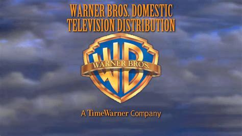 warner bros domestic television distribution logo warner bros domestic television distribution logo youtube