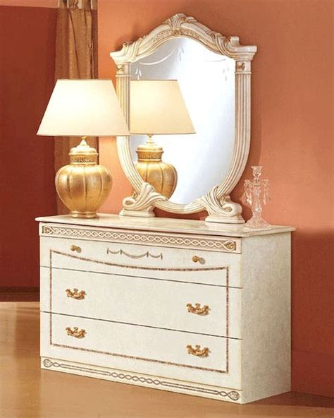 Single Dresser With Mirror by Single Dresser And Mirror Romana European Design Made In