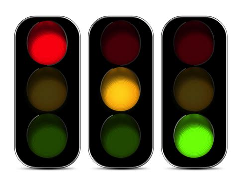 Traffic Light by One Circuit A Week