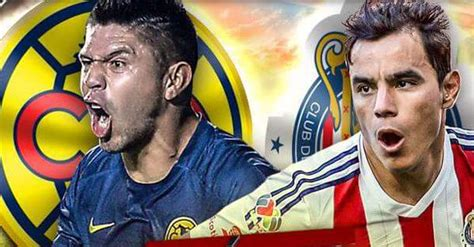 To Find America Where To Find Club America Vs Chivas On Us Tv And El S 250 Per Cl 225 Sico