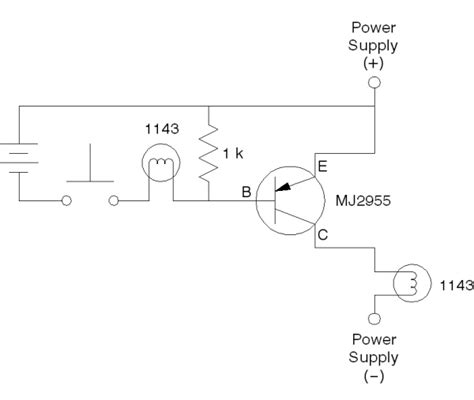 pnp transistor as switch circuit transistor switch circuit diagram transistor free engine image for user manual