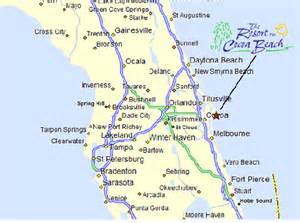 where is cocoa florida on the map the resort on cocoa