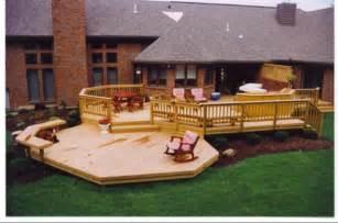 Spring valley oh deck builder dayton amp cincinnati deck porch and