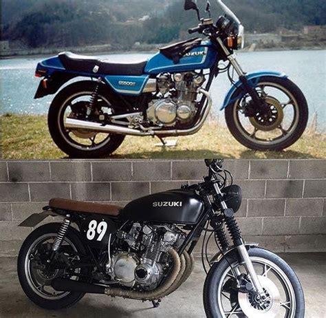 Motorrad Suzuki Ffb by Die Besten 25 Suzuki Cafe Racer Ideen Auf Pinterest