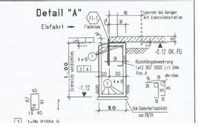 Bewehrung Bodenplatte Garage by Bewehrung Streifenfundament Garage