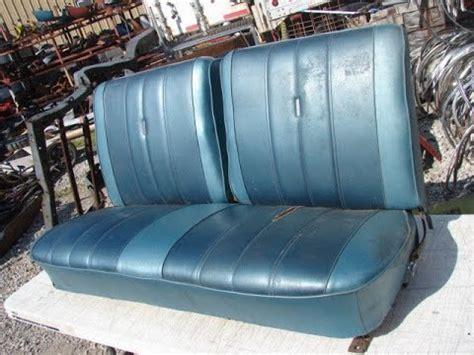 el camino bench seat for sale 1966 el camino blue bench seat chevelle ss 396 malibu 327