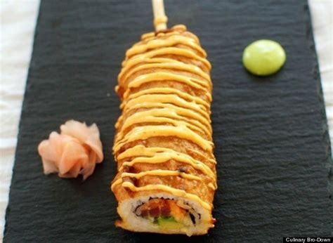 can dogs taste spicy the spicy tuna roll corn is what america does with sushi huffpost