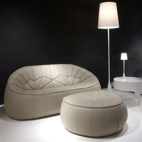 pouf canape canap 233 fauteuil pouf ottoman pour cinna par le designer