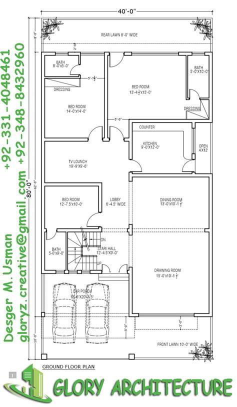 40x80 house plan 29 best house plans images on pinterest floor plans house floor plans and facades