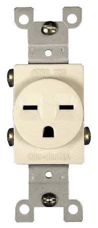 wiering 220v 20 blade outlet electrical