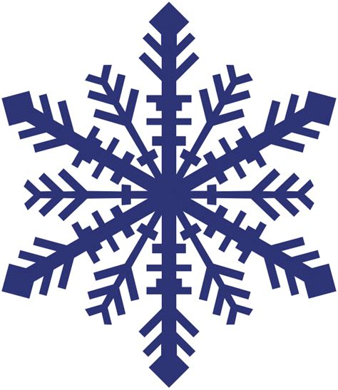 snowflake clipart elegant pencil and in color snowflake
