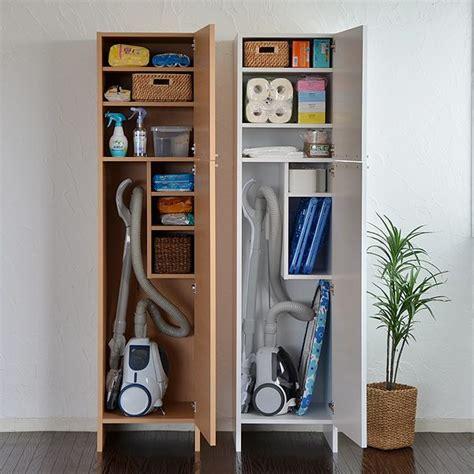 Vacuum Cleaner Storage Cabinet 25 Best Ideas About Vacuum Cleaner Storage On Laundry Storage Broom Storage And